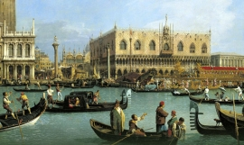 Canaletto & the Art of Venice. Фильм-выставка